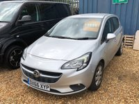 USED 2016 66 VAUXHALL CORSA 1.4 DESIGN ECOFLEX 5d 74 BHP JUST ARRIVED AWAITING PHOTOS AND VIDEO AND WAITING TO BE CLEANED NEED ANYMORE INFORMATION PLEASE GIVE US A CALL ON 01536 402161