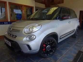 2014 FIAT 500L 1.6 MULTIJET BEATS EDITION 5d 105 BHP £6500.00