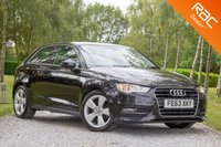USED 2013 63 AUDI A3 1.2 TFSI SPORT 3d 104 BHP £0 DEPOSIT BUY NOW PAY LATER - SERVICE HISTORY - NEW MOT