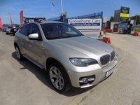 USED 2012 BMW X6 3.0 XDRIVE30D 4d AUTO 241 BHP