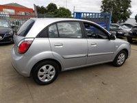 USED 2011 11 KIA RIO 1.4 2 5d 96 BHP NEW MOT, SERVICE & WARRANTY