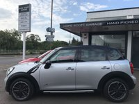 USED 2015 65 MINI COUNTRYMAN 1.6 COOPER D ALL4 5d  ***Chili,Cruise,ParkAid,Bluetooth,4x4,FSH,1Owner***