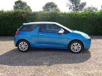 USED 2010 10 CITROEN DS3 1.4 DSIGN 3d 95 BHP