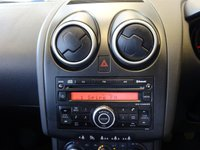 USED 2008 08 NISSAN QASHQAI 1.6 ACENTA 5d 113 BHP PARKING SENSORS, A/C, CD
