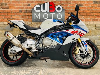 2017 BMW S1000RR Sport ABS Pro £12490.00