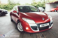 USED 2011 11 RENAULT MEGANE 1.5 EXPRESSION DCI ECO 3d 110 BHP