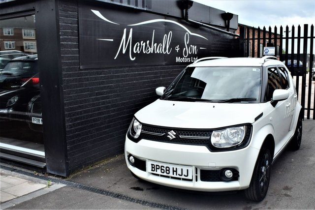 View our SUZUKI IGNIS