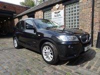 2011 BMW X3 2.0 XDRIVE20D SE 5d AUTO 181 BHP £9995.00