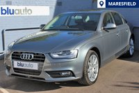 USED 2015 15 AUDI A4 2.0 TDI SE TECHNIK 4d AUTO 148 BHP 2 Owners, Audi History, Electric Sun Roof, Parking Sensors, Heated Leather Seats, DAB Radio, Bluetooth Connectivity, Bang + Olufsen Upgraded Speakers, Cruise & Climate Control