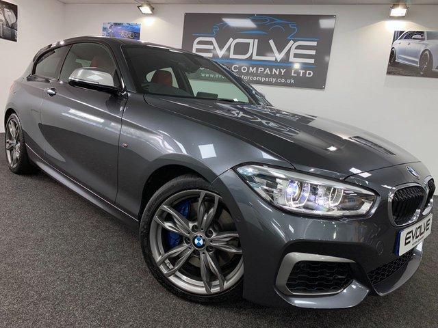 2017 17 BMW 1 SERIES 3.0 M140I 3d 335 BHP
