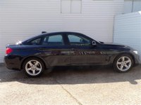 USED 2016 66 BMW 4 SERIES 2.0 420D SE GRAN COUPE 4d AUTO 188 BHP
