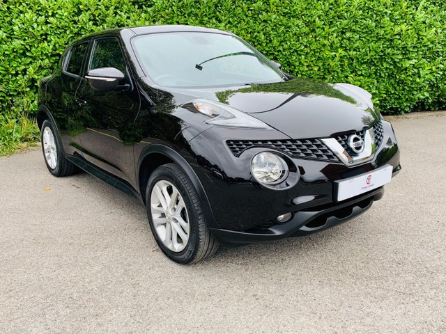 USED 2016 16 NISSAN JUKE 1.5 N-CONNECTA DCI 5d 110 BHP Look What We Have Got Here, This Quirky, Funky, One Owner From New Nissan Juke Is Up For Grabs. This Highly Speced Vehicle Comes With So Much Kit In. Navigation System, Bluetooth, DAB Radio, Cruise Control, Speed Limiter, Reversing Camera, If You Are Looking For Performance, Reliability, Image, Comfort, Economy, Safety.... This Car Has It All.