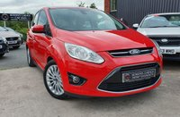 USED 2011 11 FORD C-MAX 1.6 TITANIUM 5d 123 BHP 5 Services - New Cambelt - Top of the Range MPV