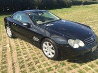 2005 MERCEDES-BENZ SL 3.7 SL350 2d AUTO 245 BHP £7695.00