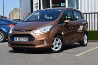 USED 2013 62 FORD B-MAX 1.5 ZETEC TDCI 5d 74 BHP VERY LOW MILEAGE CAR & FSH! MUST BE SEEN!