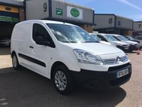 USED 2015 15 CITROEN BERLINGO 1.6 625 ENTERPRISE L1 HDI 1d 74 BHP FSH, A/C, BLUETOOTH, P/SENSORS, FINANCE ARRANGED & 6 MONTHS WARRANTY. A/C, E/W, Bluetooth, parking sensors, 99,000 Miles, FSH - 5 Services - Last service on 6/2/2019 @ 98790, 3 seats, Radio/CD, driver's airbag, factory fitted bulk head, Side loading door, Ply-lined, 1 Owner, remote Central Locking, Drivers Airbag, CD Player/FM Radio, Steering Column Radio Control, Side Loading Door, Wood Lined, Barn Rear Doors, spare key, finance arranged on site & 6 months premium Autoguard warranty.