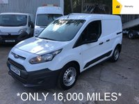 2014 FORD TRANSIT CONNECT 1.6 TDCi 200 L1 SWB Side Door*ONLY 16,000 MILES* £6995.00