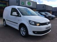 2015 VOLKSWAGEN CADDY 1.6 C20 TDI HIGHLINE 1d 101 BHP £7395.00