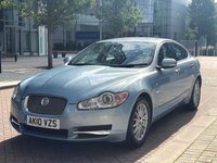 USED 2010 10 JAGUAR XF 3.0 LUXURY V6 4d AUTO 238 BHP