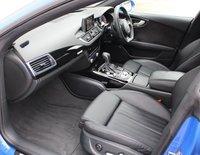 USED 2017 17 AUDI A7 3.0 SPORTBACK TDI QUATTRO BLACK ED 5d AUTO 268 BHP