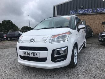 2014 CITROEN C3 PICASSO 1.6 HDi 8v Selection 5dr £5995.00