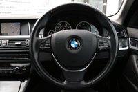 USED 2016 66 BMW 5 SERIES 2.0 520d SE 4dr 1 OWNER*SATNAV*PARKING AID*