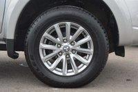 USED 2016 66 MITSUBISHI L200 2.4 DI-D DC Barbarian Double Cab Auto 4WD 4dr MOUNTAIN TOP*BIKE RACKS*BARS