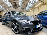 USED 2016 16 BMW 4 SERIES 2.0 420d M Sport Gran Coupe (s/s) 5dr PERFORMANCE-PACK+MBRAKES+HK
