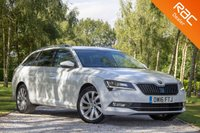 USED 2016 16 SKODA SUPERB 2.0 SE L EXECUTIVE TDI DSG 5d AUTO 188 BHP £0 DEPOSIT BUY NOW PAY LATER - 1 OWNER - FULL SKODA S/H