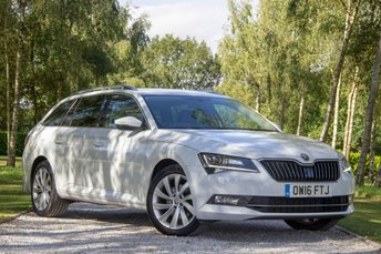 2016 SKODA SUPERB 2.0 SE L EXECUTIVE TDI DSG 5d AUTO 188 BHP £12700.00