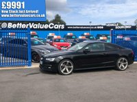 2012 AUDI A5 2.0 TDI BLACK EDITION 2d 177 BHP £9991.00