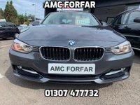 2013 BMW 3 SERIES 2.0 320D SPORT 4d AUTO 184 BHP £10495.00