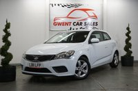 Used KIA CEED for sale in Newport