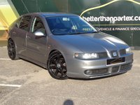 USED 2004 04 SEAT LEON 1.9 CUPRA TDI 5d 148 BHP Part Exchange To Clear