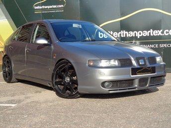 2004 SEAT LEON 1.9 CUPRA TDI 5d 148 BHP £1000.00