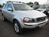 USED 2008 57 VOLVO XC90 2.4 D5 SE 5d AUTO 183 BHP Timing kit changed - Leather