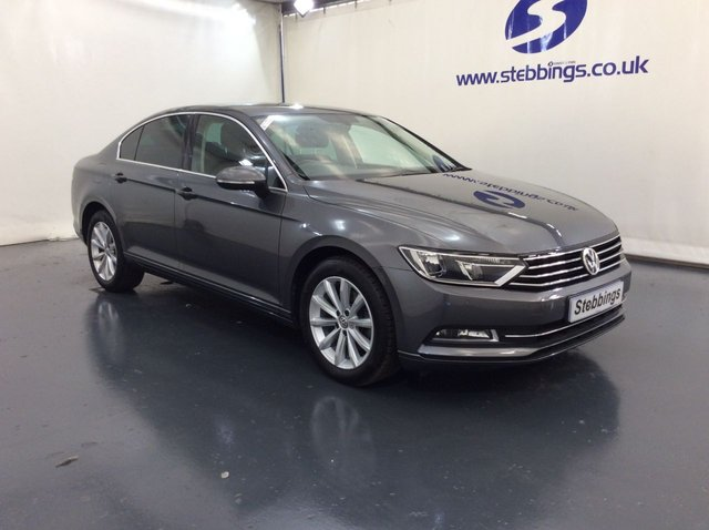 2016 16 VOLKSWAGEN PASSAT 2.0 SE BUSINESS TDI BLUEMOTION TECH DSG 4d AUTO 148 BHP