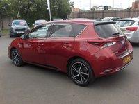 USED 2018 68 TOYOTA AURIS 1.8 VVT-I DESIGN 5d AUTO 135 BHP