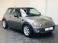 USED 2009 59 MINI HATCH COOPER 1.6 GRAPHITE 3d 118 BHP LOW MILES + GOOD VALUE + FINANCE & PART EX WELCOME