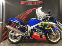 2002 SUZUKI GSXR600 GSXR 600 K2  £2690.00
