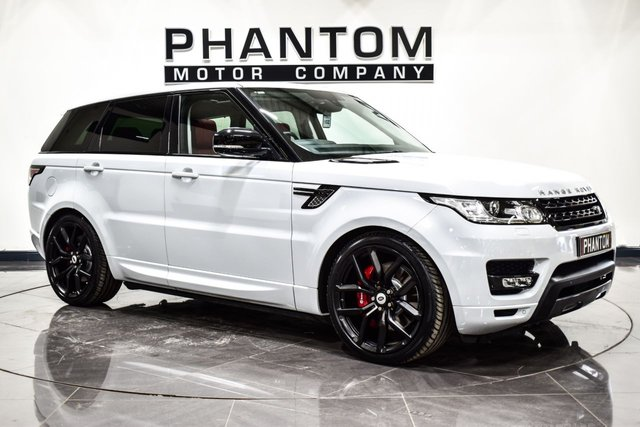 USED 2015 65 LAND ROVER RANGE ROVER SPORT 3.0 SDV6 HSE DYNAMIC 5d AUTO 306 BHP