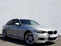 USED 2015 15 BMW 3 SERIES 2.0 320D M SPORT 4d AUTO 181 BHP Satellite Navigation with Heated Seats......