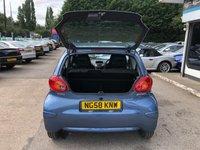 USED 2009 58 TOYOTA AYGO 1.0 BLUE VVT-I 3d 68 BHP