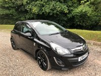 2014 VAUXHALL CORSA 1.2 LIMITED EDITION 3d 83 BHP £4485.00