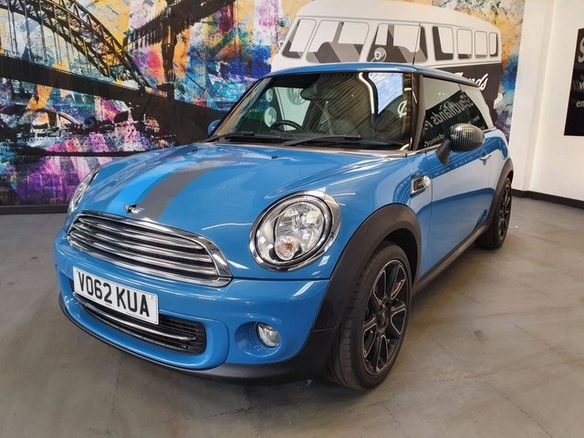USED 2012 62 MINI HATCH COOPER 1.6 COOPER BAYSWATER 3d 120 BHP