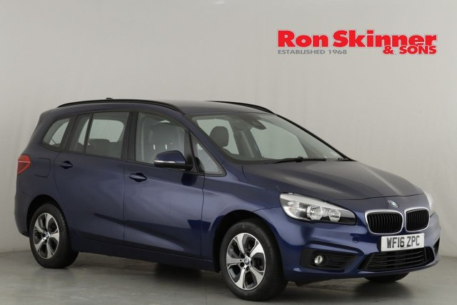 View our 2016 16 BMW 2 SERIES 1.5 216D SE GRAN TOURER 5d 114 BHP