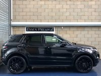 USED 2012 12 LAND ROVER RANGE ROVER EVOQUE 2.2 SD4 Dynamic Lux SUV 5dr Diesel Automatic AWD (174 g/km, 190 bhp) +FULL SERVICE+WARRANTY+FINANCE
