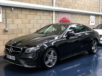 USED 2017 67 MERCEDES-BENZ E CLASS 2.0 E220d AMG Line Coupe 2dr Diesel G-Tronic+ (s/s) (194 ps) +FULL SERVICE+WARRANTY+FINANCE