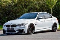 USED 2016 65 BMW M3 3.0 M3 4d AUTO 426 BHP