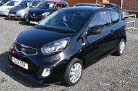 2012 KIA PICANTO 1.0 1 AIR 3d 68 BHP £3499.00